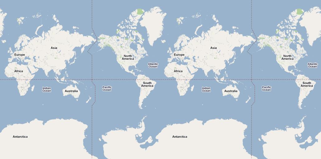 Antonio Zuidwijk  Puerto y Transporte Intermodal  Maps